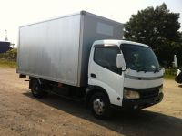 Used 2004 TOYOTA DYNA 2 ton Van w/ Hybrid Power, Export from JAPAN
