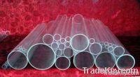 Transparent Quartz glass Tube