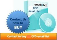 CFO email lists & Chief Financial Officers Contact List