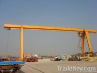 Single Beam Gantry Crane (Box Type)