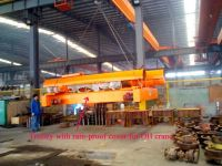 50/10ton Electric Trolley for Crane