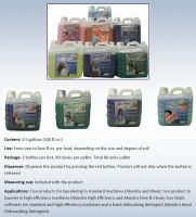 Alondra Detergent, Rhea Detergent, Soffia Softener, Private label Offer, Custom Blend, Alondra Pillows