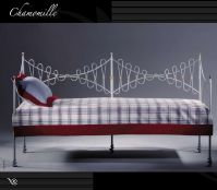Wrought Iron Divan Bed Chamomille