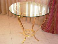Wrought Iron Table Astoria