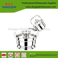 Arabic kettle hot sale stainless steel pot with kettle washing hand kettle