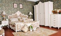 Noble European Style Bedroom Furniture