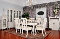 Warm & Compact Dining Room furniture Combinations