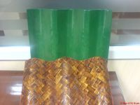 Bamboo Mat Corrugated Roofing Sheet - ISI: 15476 & Bamboo Mat Board