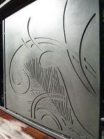 mild steel laser cut decorative panel