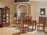dining table, dining room set
