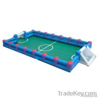 Inflatable Football Playground