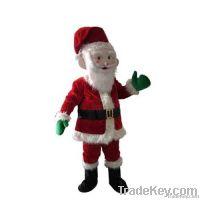Santa Claus mascot costumes