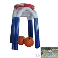 Inflatable Monster ball Game