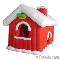 2011 Inflatable Christamas house
