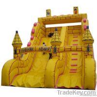 kindom heart's inflatable slide