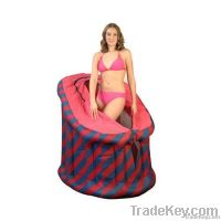 inflatable steam sauna