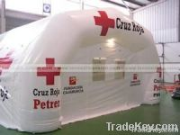 medical inflatable tents