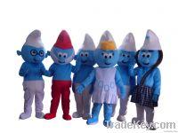 Smurfs Mascot Costumes