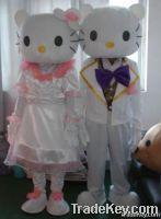 hello kitty mascot costumes