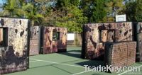 Inflatable Paintball Bunker Wall