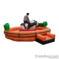 Inflatable Rodeo Bull