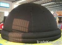 Double Tube Inflatable Planetarium Dome