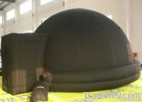 Double Tube Inflatable Planetarium Dome