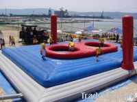 bosssball inflatable court