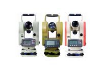 DIGITAL THEODOLITE DE SERIES