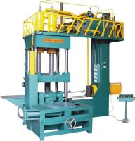elbow forming machine
