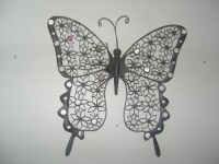 Home Accents Metal Wall Decor Iron Butterfly Decor