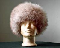 Hand-made Alpaca fur hat