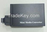 Mini Media Converter 10/100/1000M