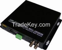 CH Video Fiber Transmitter