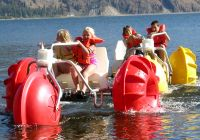 Aqua-Cycle Water Trikes