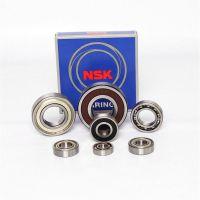 Low noise spherical roller bearing