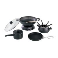 Electrical Wok And Fondue Set KL12-51A