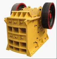 high quality jaw crusher with ISO9001:2000 supplied