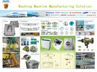 Rilips Provides Washing Machine Manufacturing Solution .
