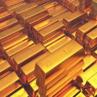 Gold Dore Bar  Gold