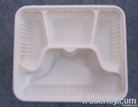 meal box lunch box disposable tray