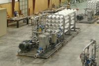 Desalination Reverse Osmosis Units