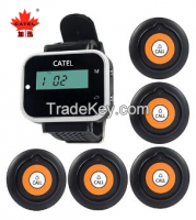 Wireless Watch Receiver Pager Calling System