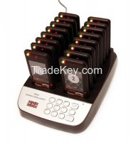 999 Channel Restaurant Pager , Guest Wireless Paging Queuing System