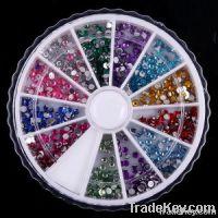 Nail art rhinestone, Nail art jewelry
