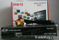 DVB-T2 HD terrestrial receiver