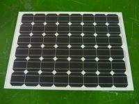 100W MONO SOLAR PANEL WITH TUV, IEC 61215, IEC 61730, CE, ETL APPROVAL
