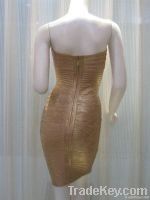 [HL204] Bandage Dress/Fashion Dress/Party Dress/Evening Dress