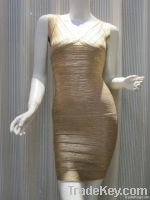 [HL220] Bandage Dress/Fashion Dress/Party Dress/Evening Dress
