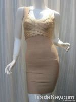 [HL228] Bandage Dress/Fashion Dress/Party Dress/Evening Dress/Factory